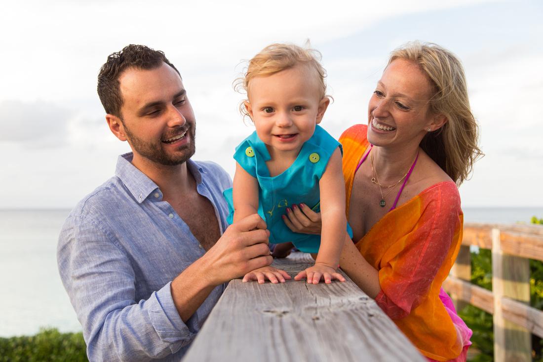 Bahamas Family Portraits