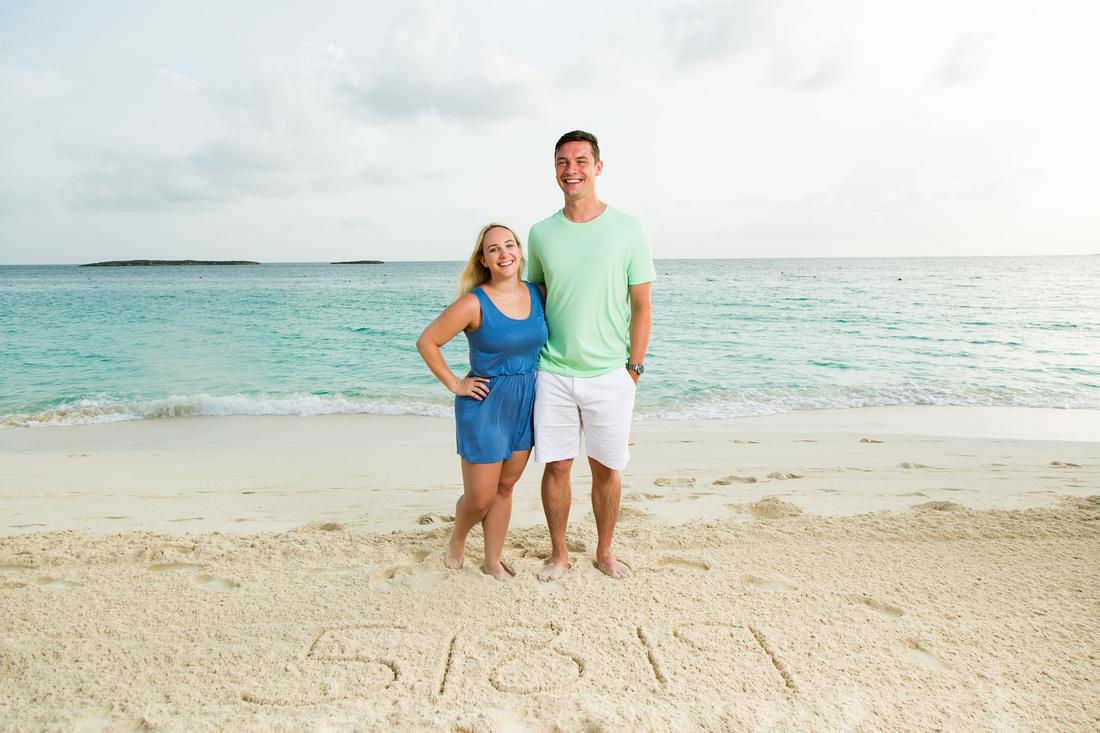 Bahamas Couple Portraits