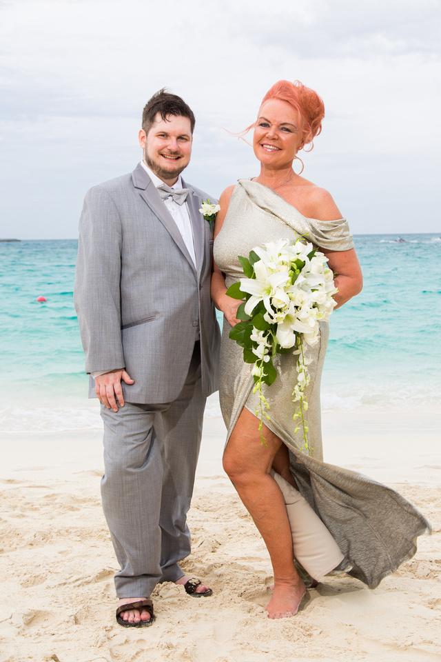 Bahamas Destination Beach Wedding Photographer