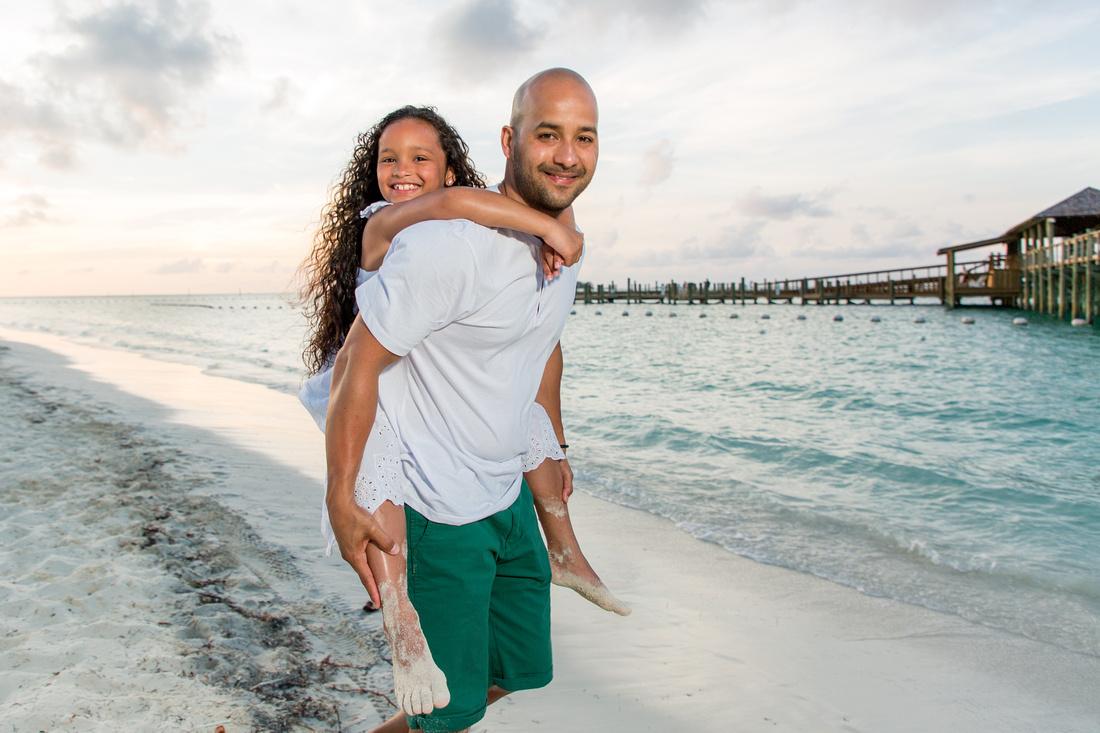 Bahamas beach photography