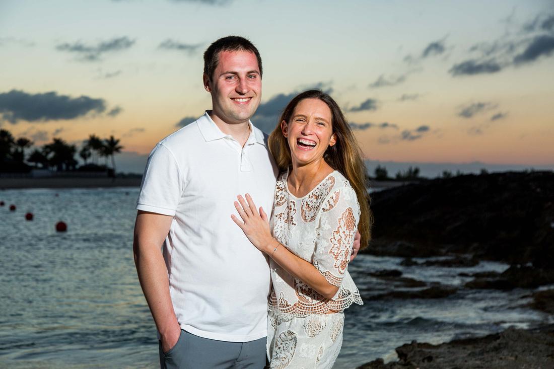 Bahamas Family Beach Portraits